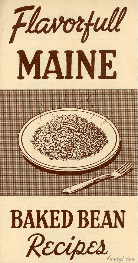 Maine Vegetarian Baked Beans Ingredients
