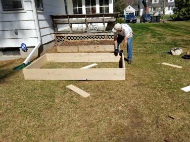 Garden beds (9)