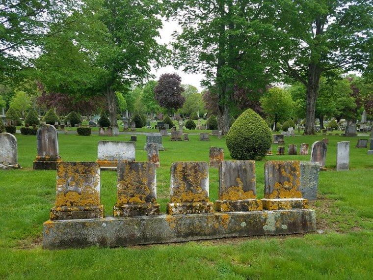Lauren Hill Cemetery Saco Maine (5)