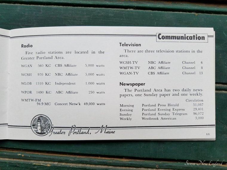 Portland Maine 1950s Fun Facts (9)