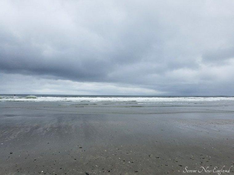Rainy Day Scarborough Maine Seaside Walk (12)