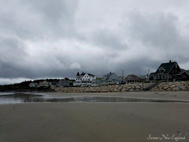 Rainy Day Scarborough Maine Seaside Walk (15)