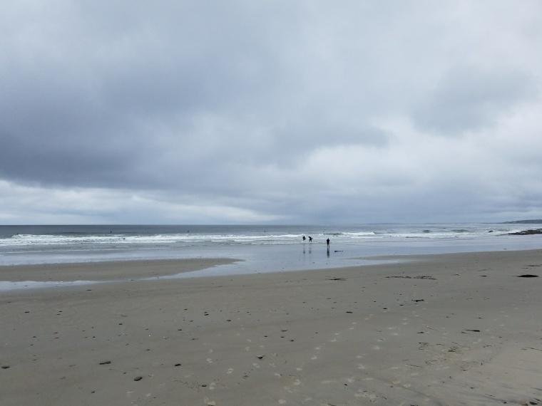 Rainy Day Scarborough Maine Seaside Walk (9)