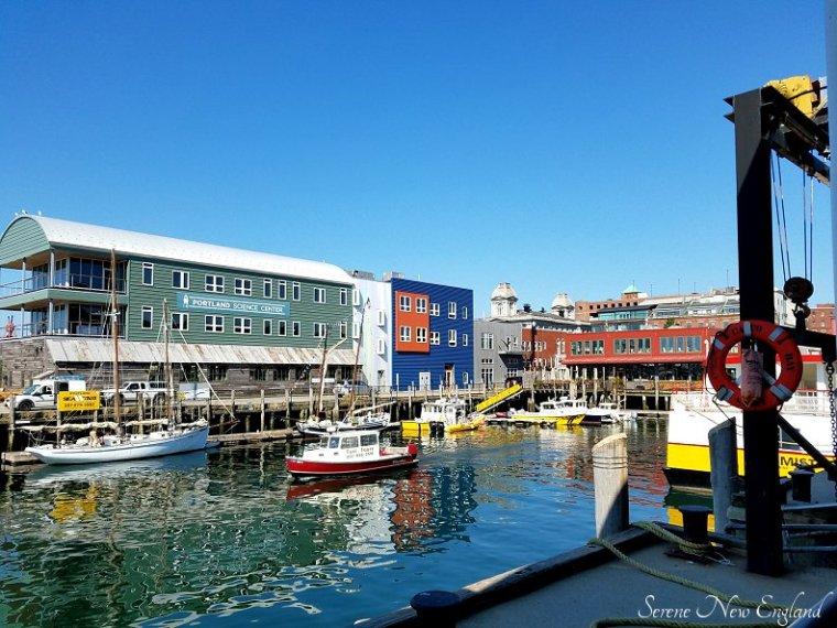 casco bay ferry terminal