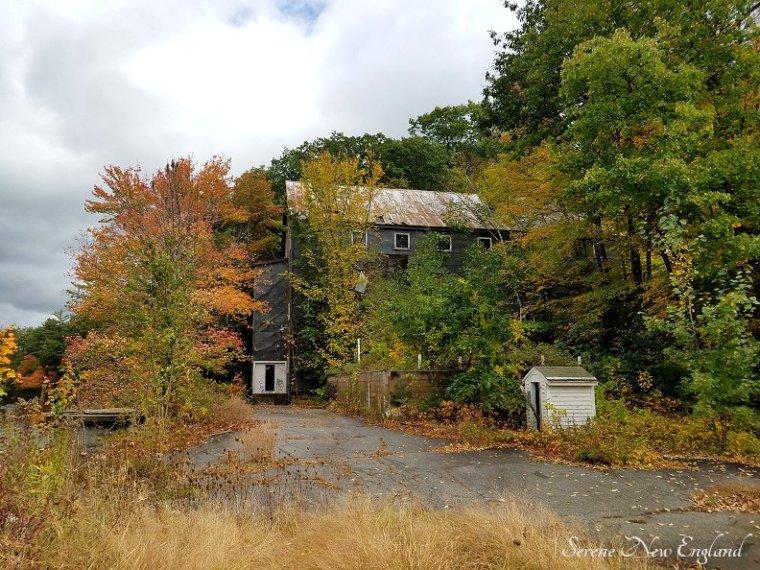 Kezar Falls Maine Woolen Mill (16)