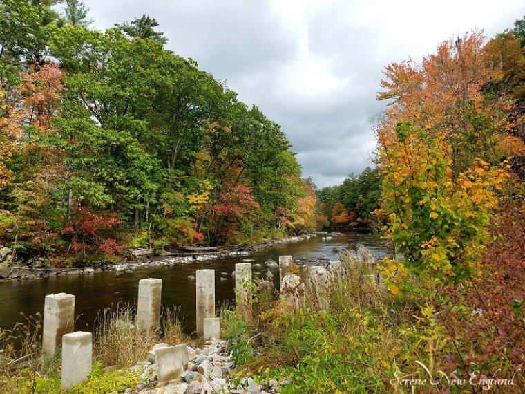 Kezar Falls Maine Woolen Mill (17)
