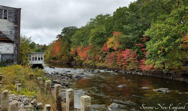 Kezar Falls Maine Woolen Mill (19)