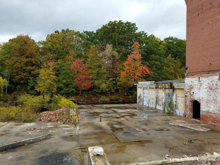 Kezar Falls Maine Woolen Mill (2)