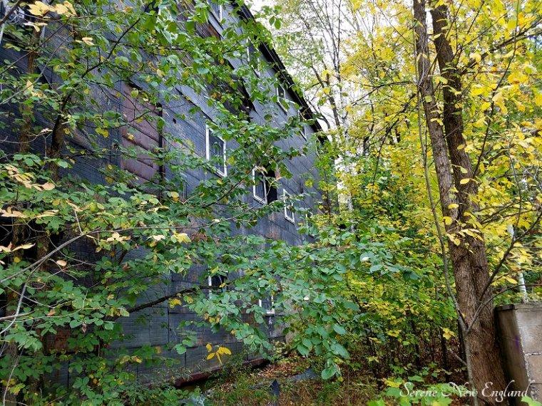 Kezar Falls Maine Woolen Mill (21)