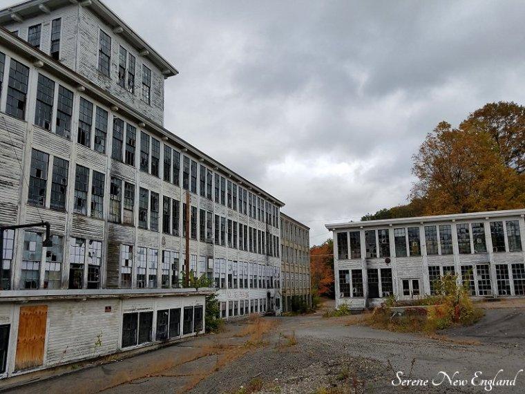 Kezar Falls Maine Woolen Mill (7)