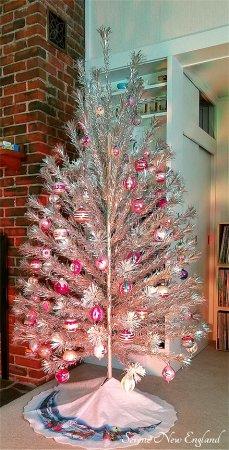 Aluminum Christmas Tree Color Wheel (2)