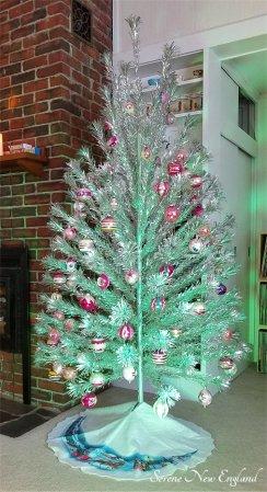 Aluminum Christmas Tree Color Wheel (3)