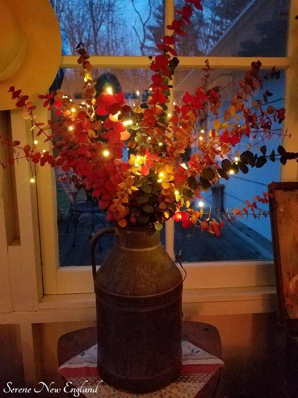 Vintage Christmas Lights Edison Bulbs Mason Jars Bottles (10)