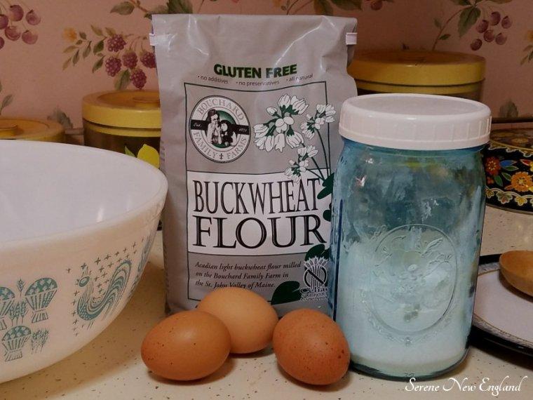 Hand Cut Gluten Free Buckwheat Pasta (1)