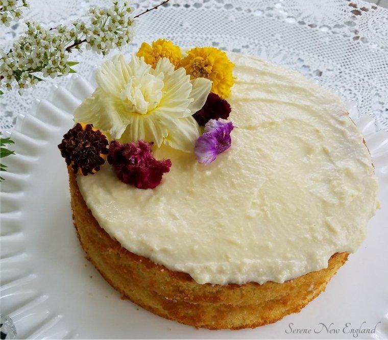 Lemon Elderflower Royal Wedding Cake Meghan Harry (6).jpg