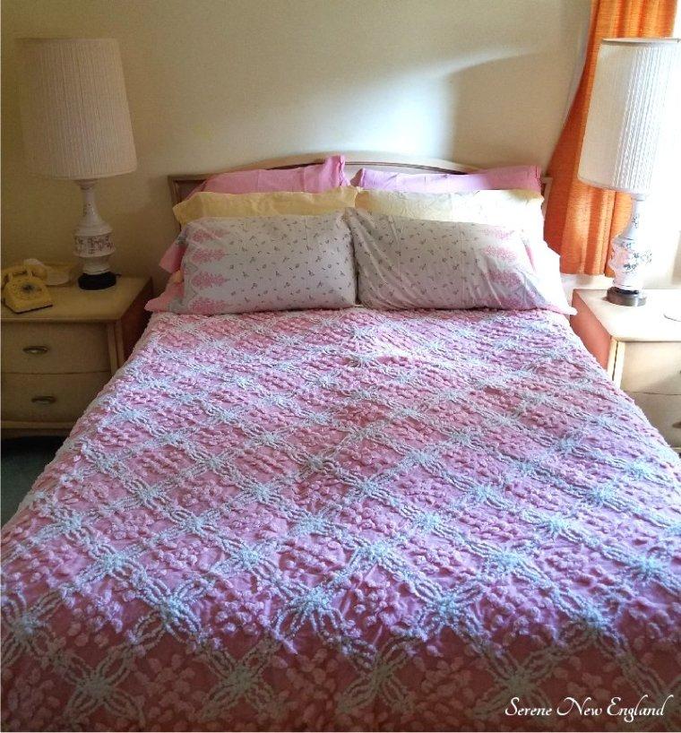 Mid-Century Preppy Pink Yellow Orange bedding (5).jpg