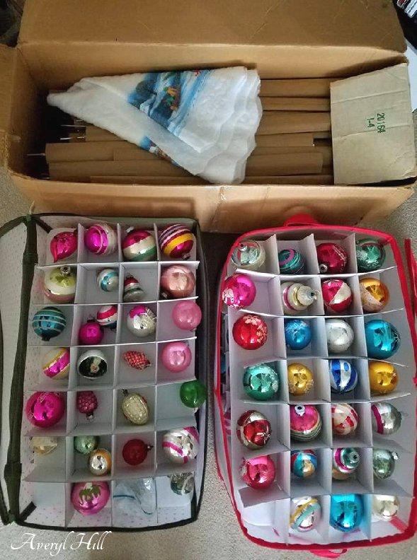 Fairy Soap Christmas Box Vintage Mercury Glass Ornaments (5).jpg