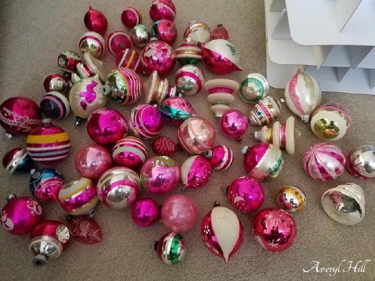 Fairy Soap Christmas Box Vintage Mercury Glass Ornaments (8).jpg