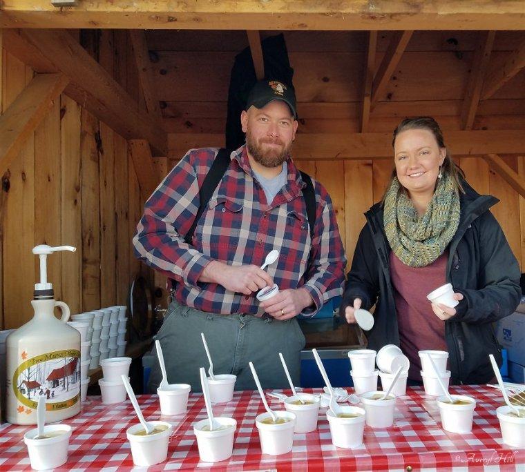 Maine Maple Sunday at Merrifield Farm Gorham (29)