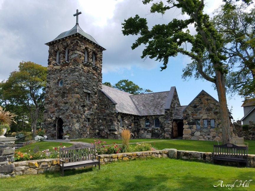 St. Ann's stone chapel